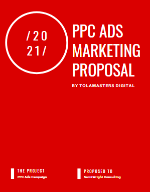 PPC Ads Agency proposal